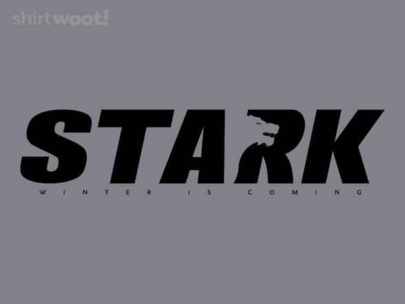 House Stark T Shirt