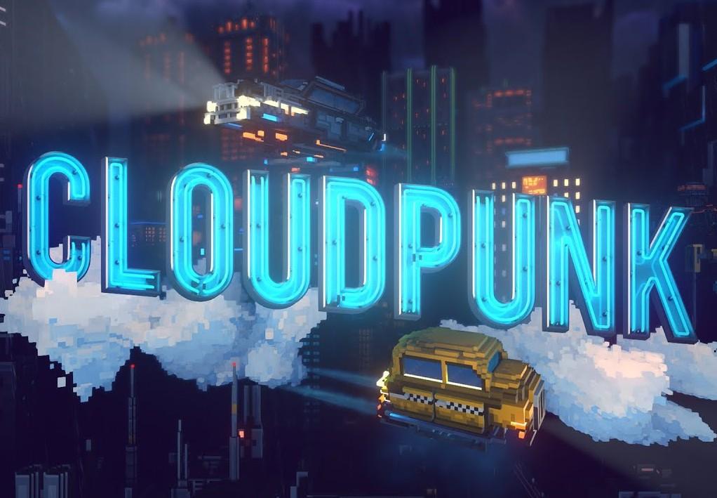 Cloudpunk Steam Altergift