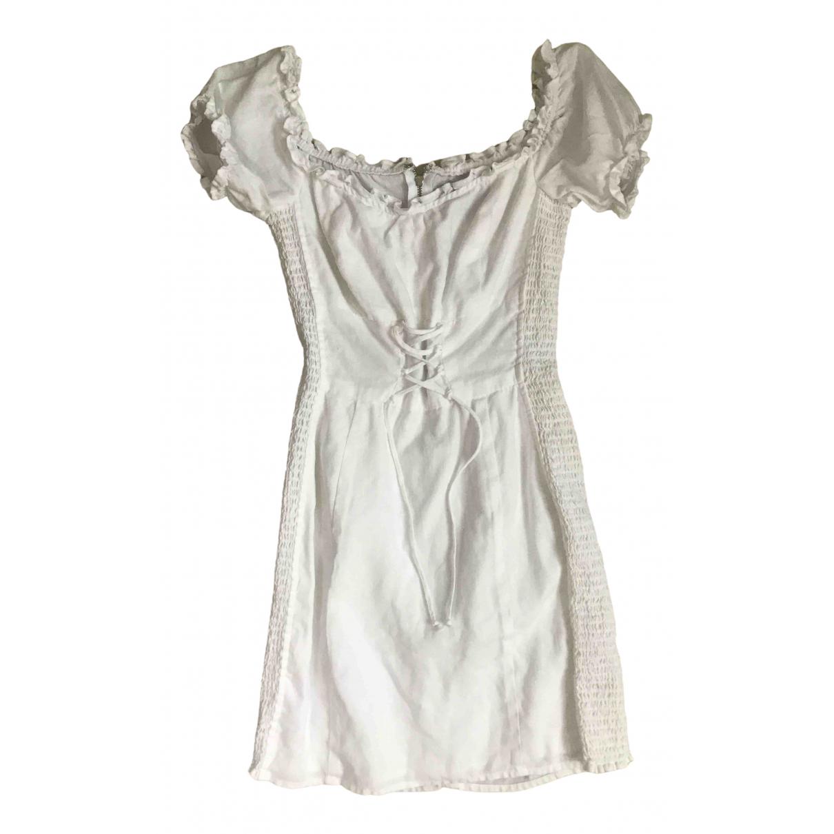 Vestido de Lino Reformation