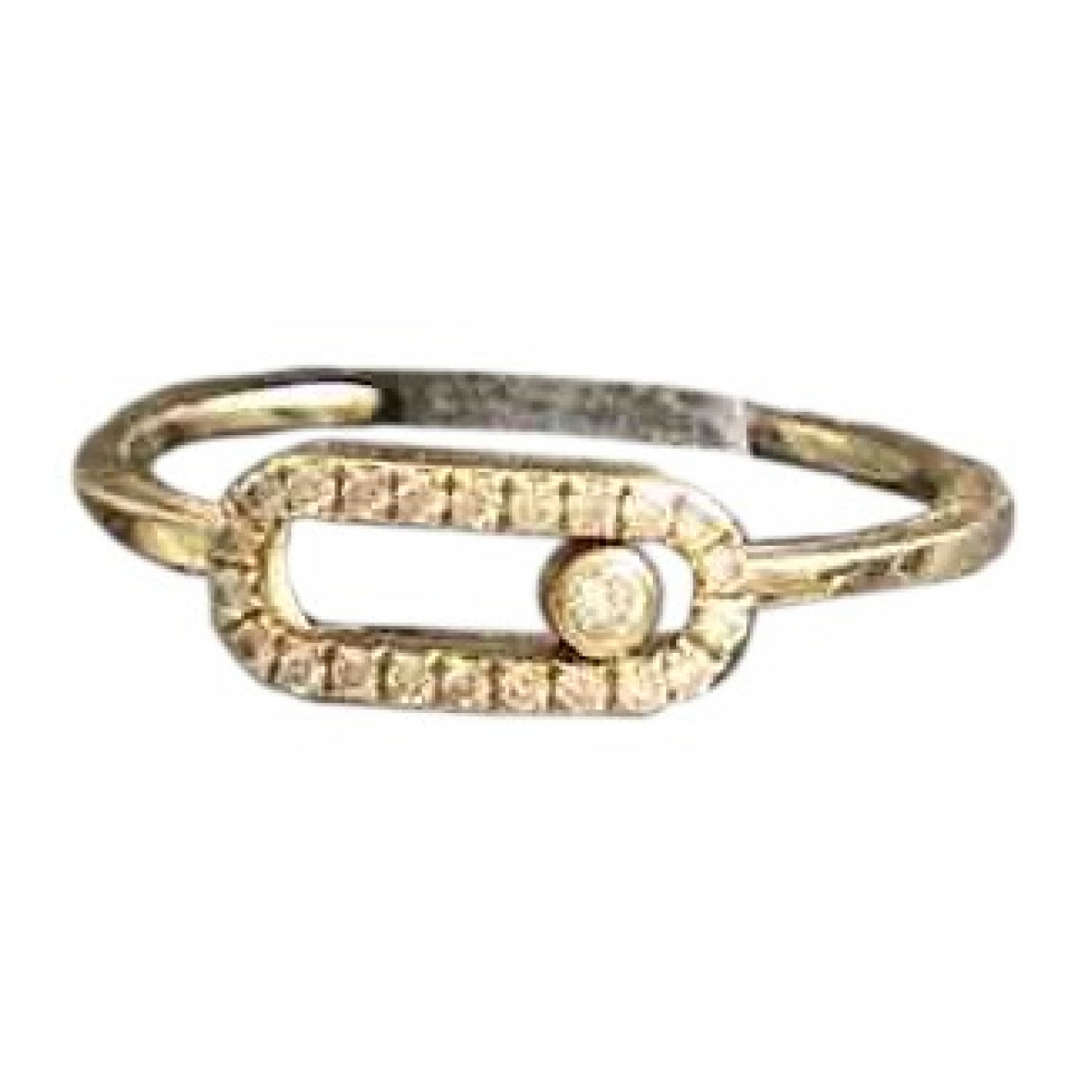 Messika Move Joaillerie Gold Yellow gold ring for Women 50 MM