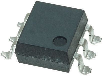 Isocom , MOC3023SMT&R AC Input Triac Output Optocoupler, Surface Mount, 6-Pin SMD (1000)