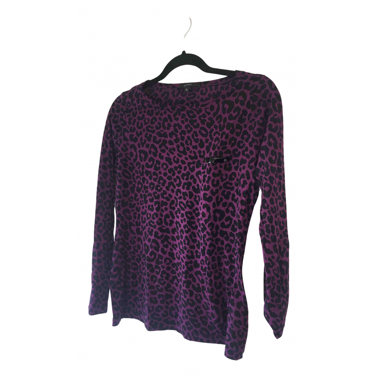 Gucci N Purple  top for Women 38 FR