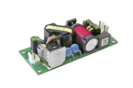 TRACOPOWER , 30W Embedded Switch Mode Power Supply SMPS, 5V dc, Open Frame, Medical Approved