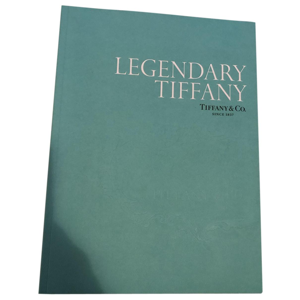 Tiffany & Co - Mode   pour lifestyle en autre - bleu