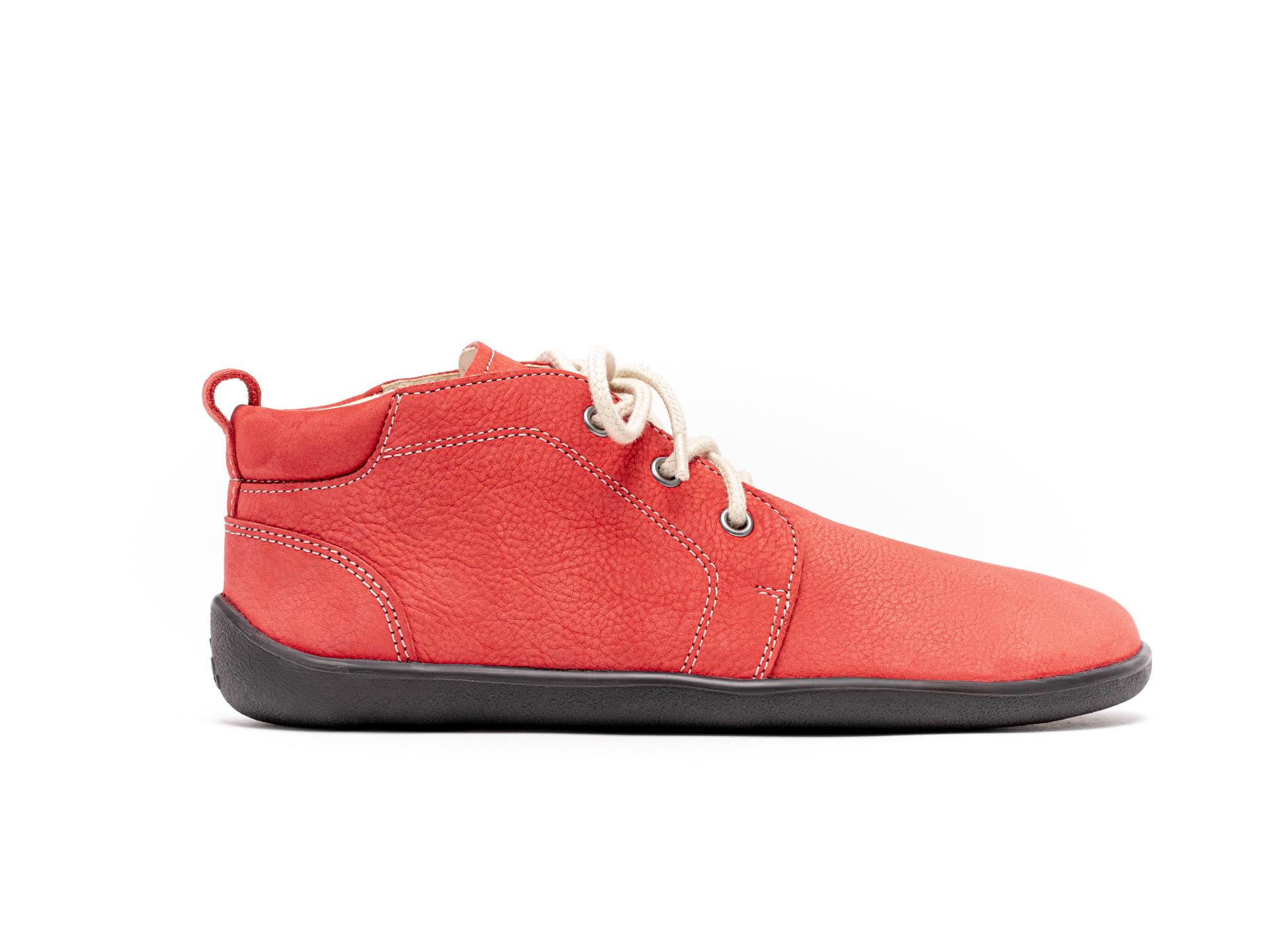 Barefoot Be Lenka Icon ganzjaehrig - Deep Red 43