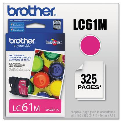 Brother MFC-J265w originale magenta cartouche d'encre