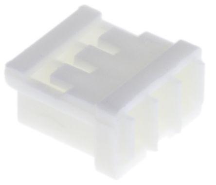 Molex , Pico-SPOX Female Connector Housing, 1.5mm Pitch, 3 Way, 1 Row (10)