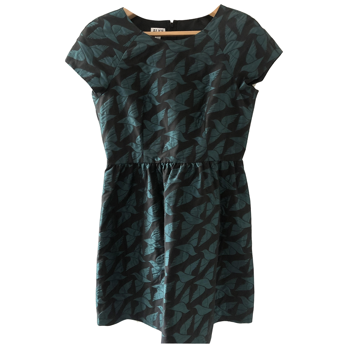 Alice By Temperley \N Black Lace dress for Women 14 UK