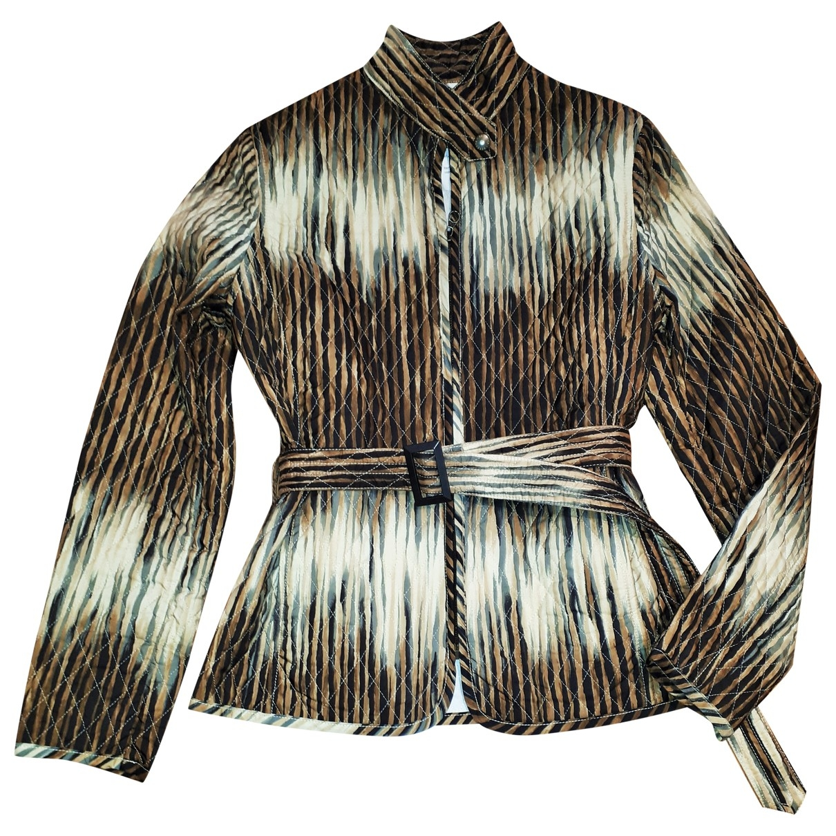 Non Signé / Unsigned \N Brown jacket for Women S International