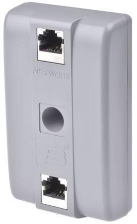 Bourns 1500 Series 360 V dc Maximum Voltage Rating 3kA Maximum Surge Current Isolated Ethernet Protector, Wall Mount