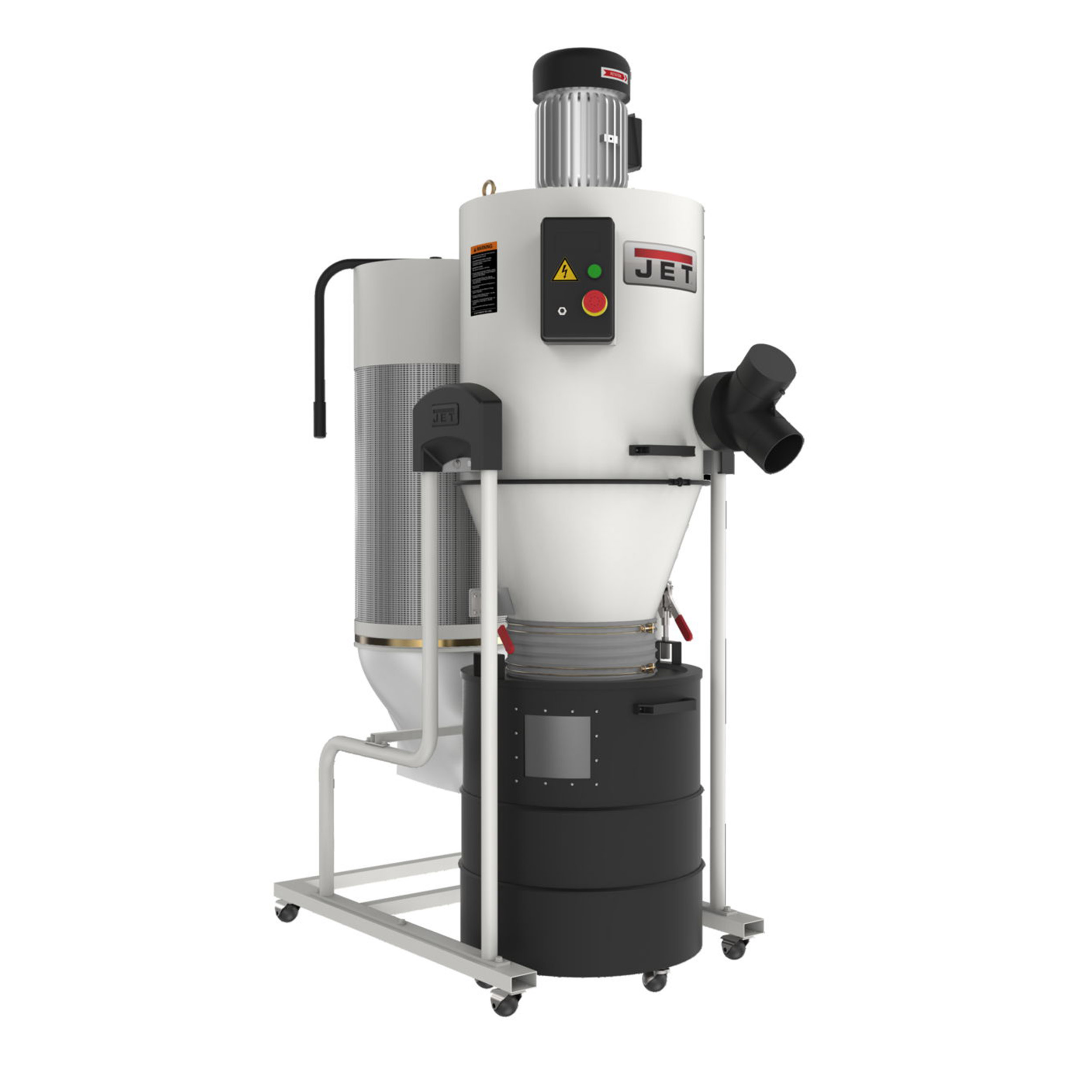 Cyclone Dust Collector, 2HP