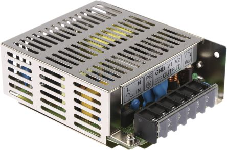 TRACOPOWER , 35W Embedded Switch Mode Power Supply SMPS, 5 V dc, 12 V dc, Enclosed