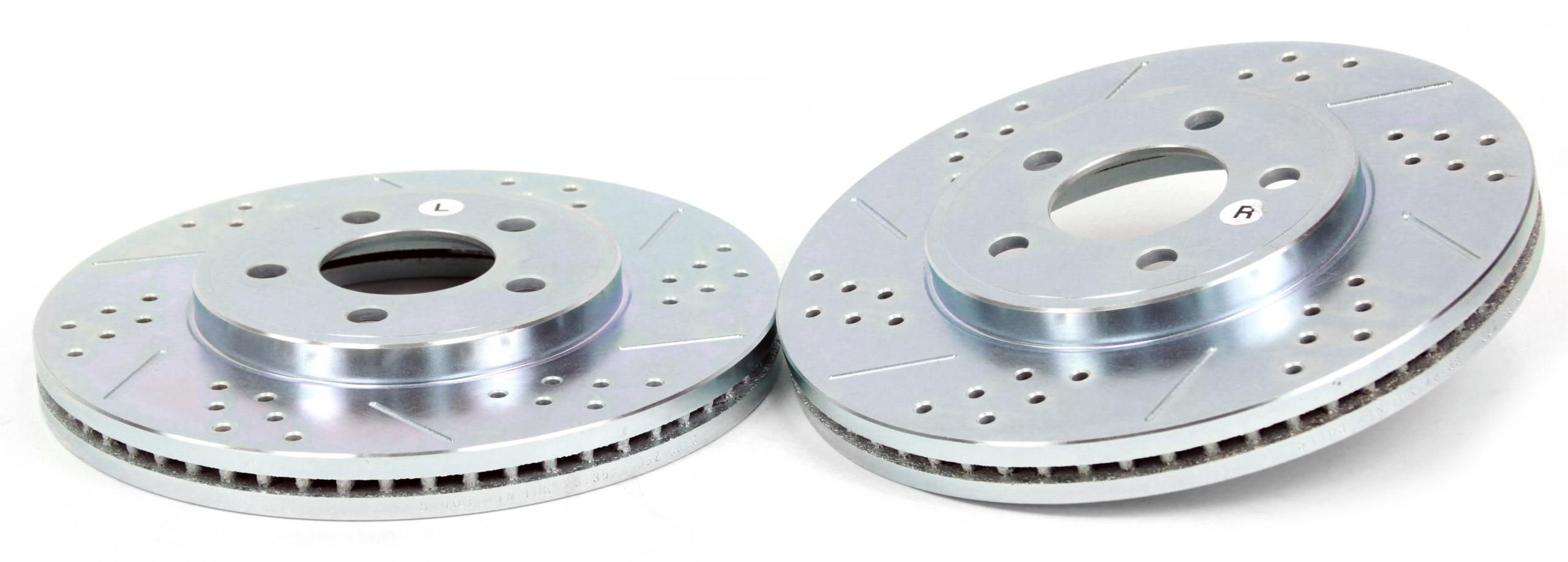 Baer Brakes Brake Rotor 12.02 Inch Front Various Ford, Lincoln, and Mercury Applications