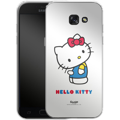 Samsung Galaxy A5 (2017) Silikon Handyhuelle - Hello Kitty von Hello Kitty