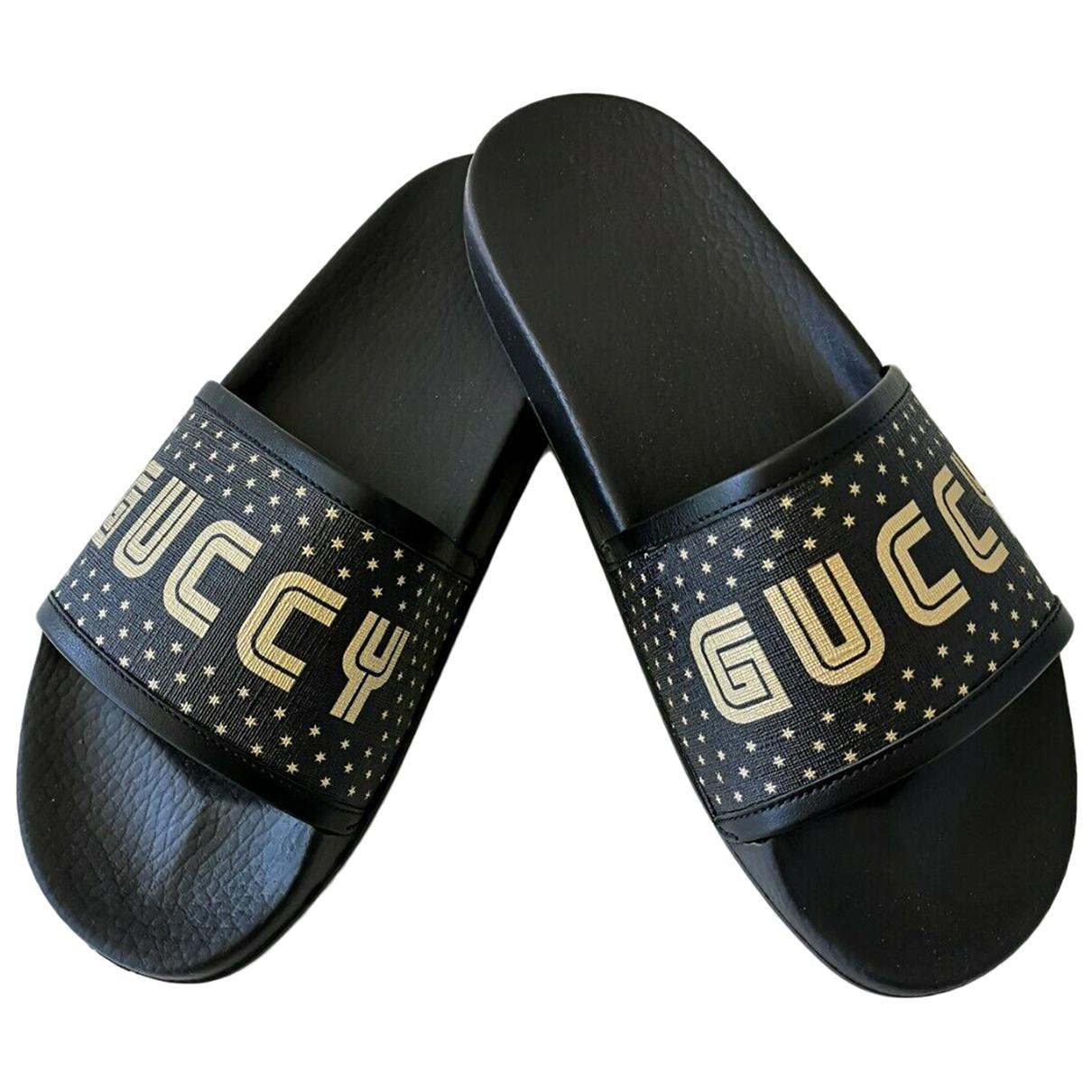 Gucci - Sandales   pour femme - noir