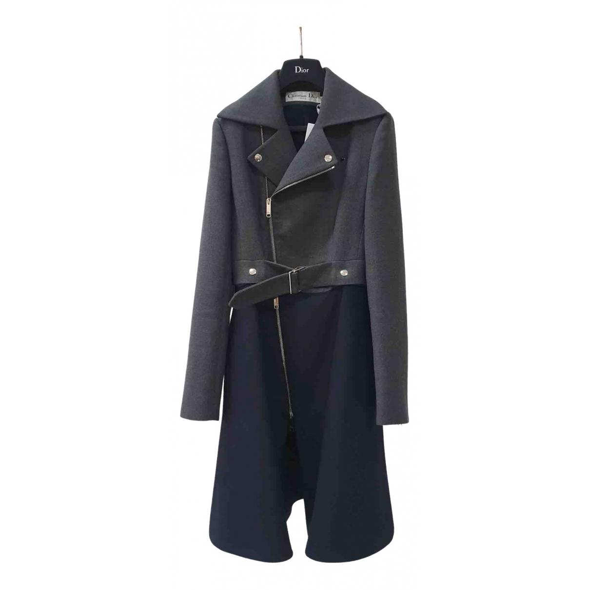 Abrigo de Lana Dior