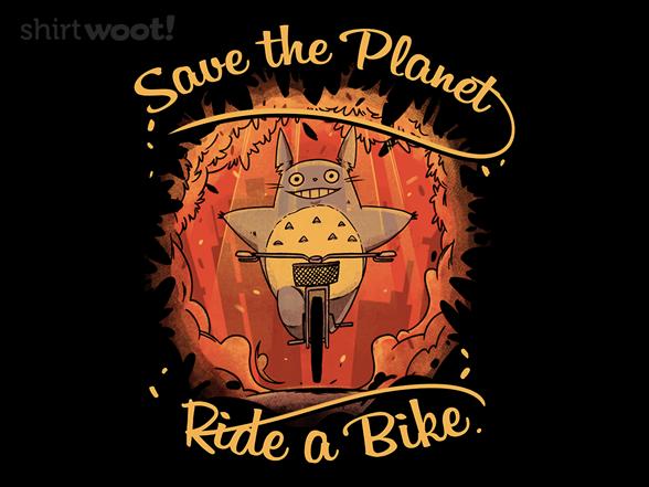 Ride A Bike T Shirt