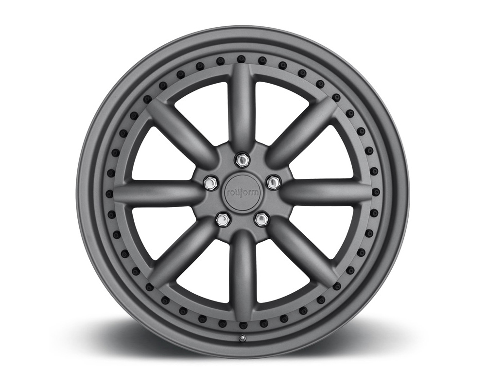 Rotiform MLW-3PCFORGED-DEEP MLW 3-Piece Forged Deep Concave Center Wheels