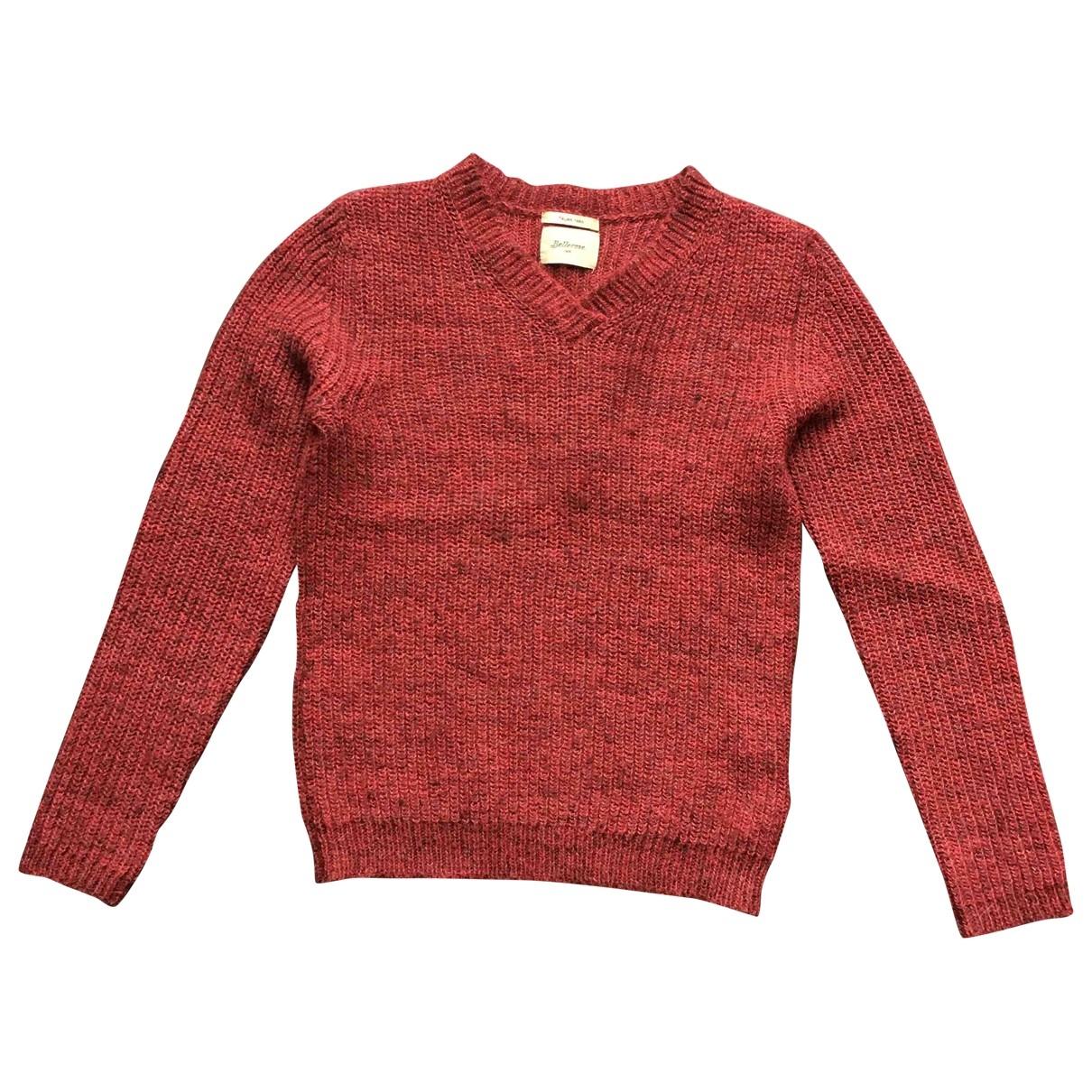 Bellerose \N Burgundy Wool Knitwear for Kids 10 years - up to 142cm FR
