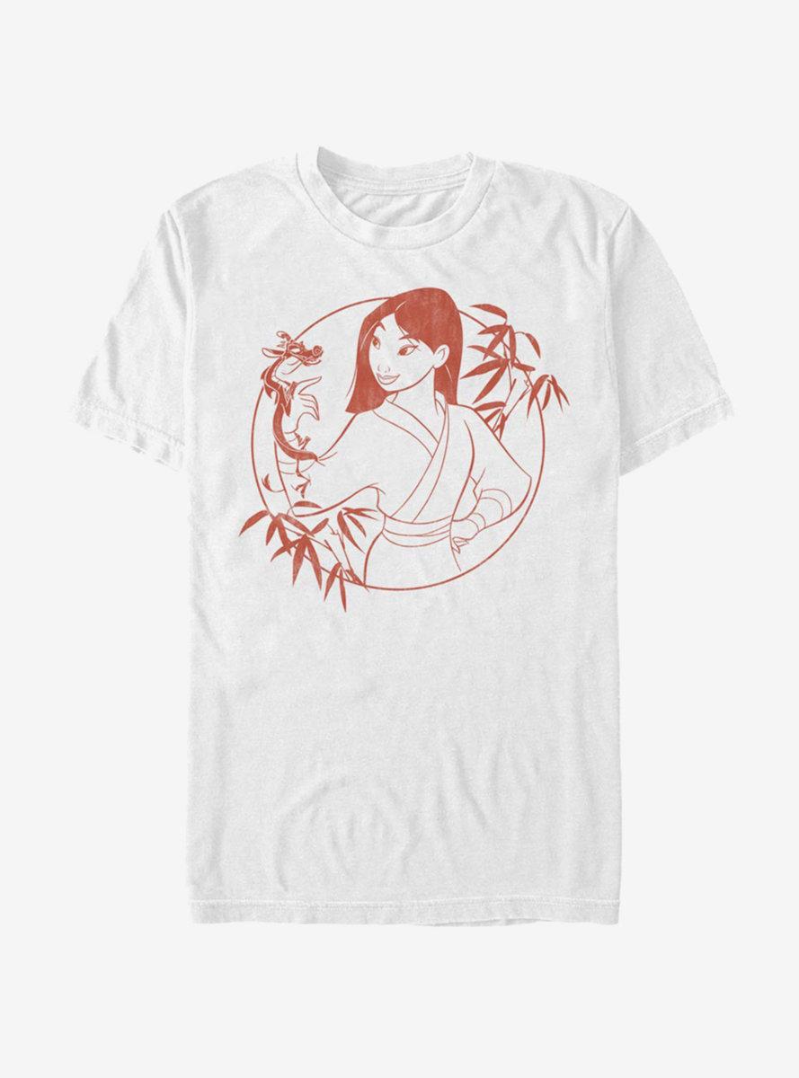 Disney Mulan Bamboo T-Shirt