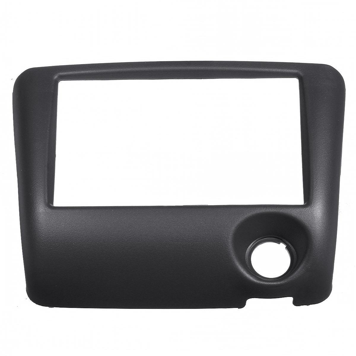 Car Stereo Frame Panel CD Radio Facia Trim Double 2DIN For Toyota Vitz Yaris Echo 1999-2005