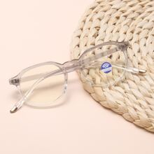 Anti-blaues Licht Brille mit Nieten