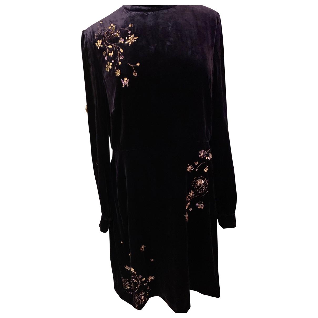 Lk Bennett \N Navy dress for Women 14 UK