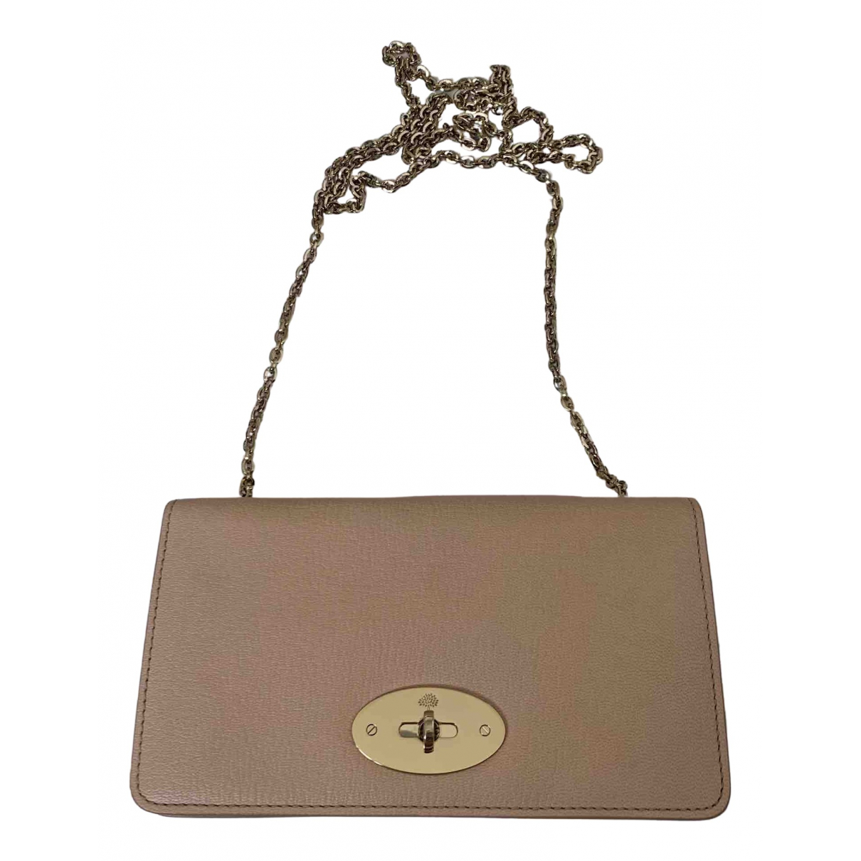 Mulberry Bayswater Pink Leather handbag for Women N
