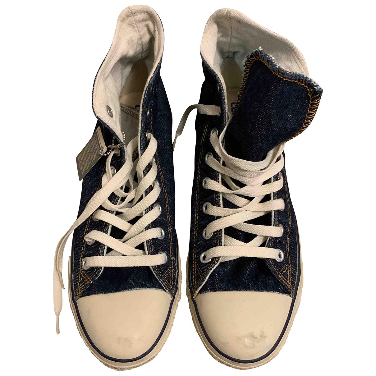 Converse \N Sneakers Blau