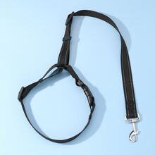 1 pieza cinturon de perro de seguridad