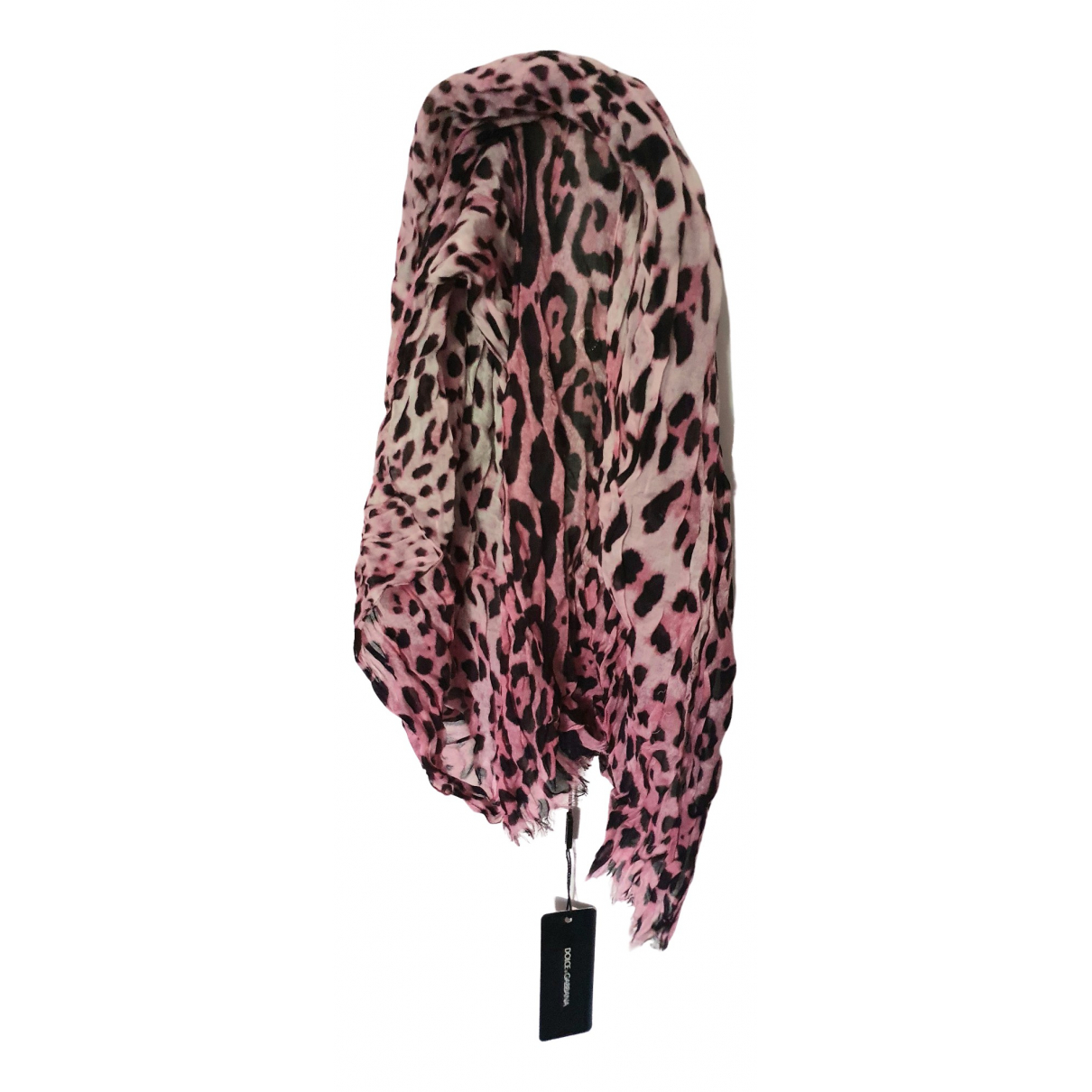 Dolce & Gabbana \N Pink Cashmere scarf for Women \N