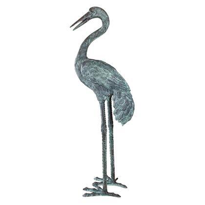 SU2210 Bronze Crane Curved Neck
