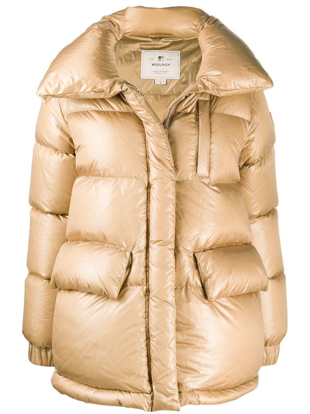 Aliquippa Down Coat