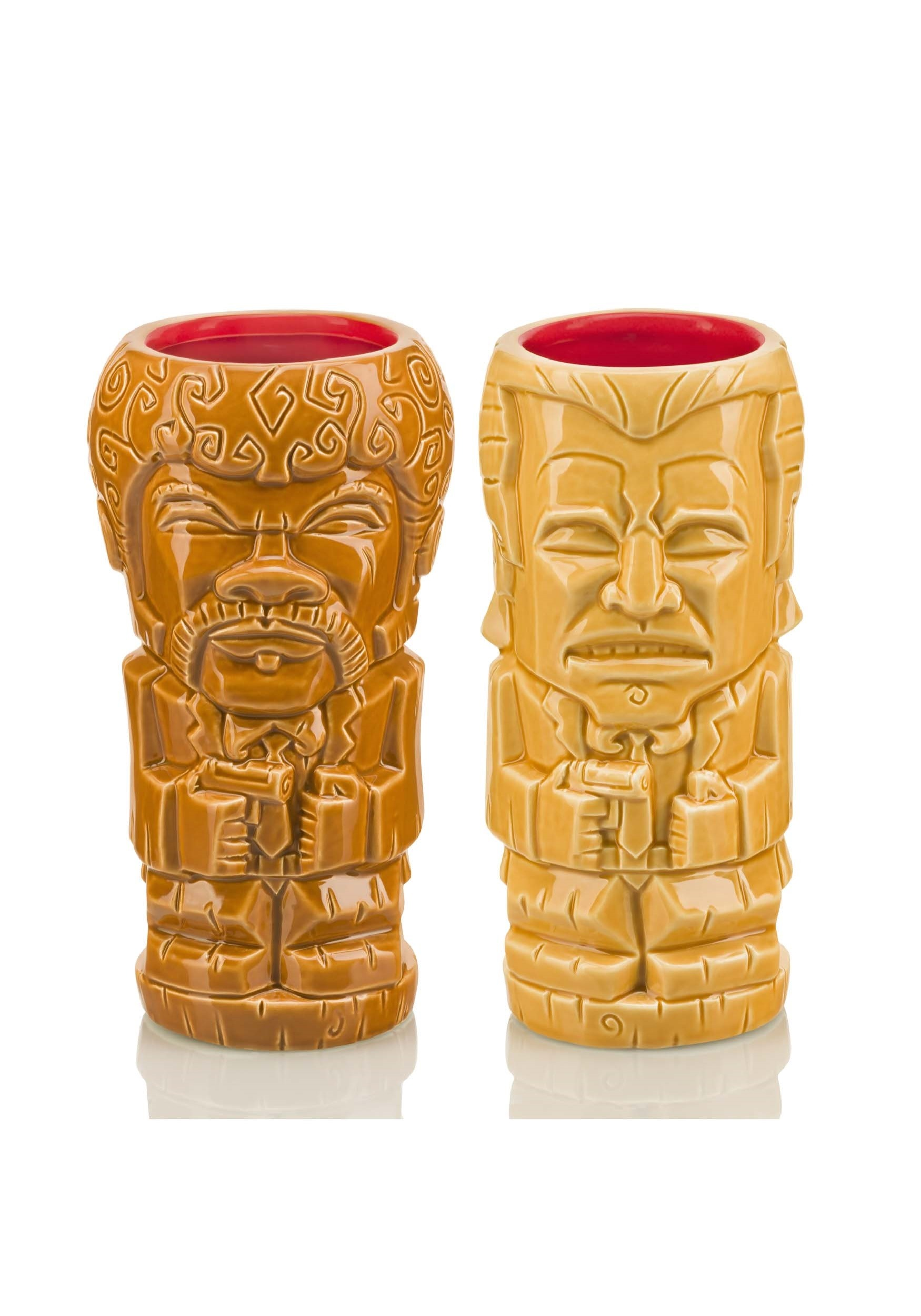 Jules and Vincent Pulp Vincent 2 Pack Geeki Tikis