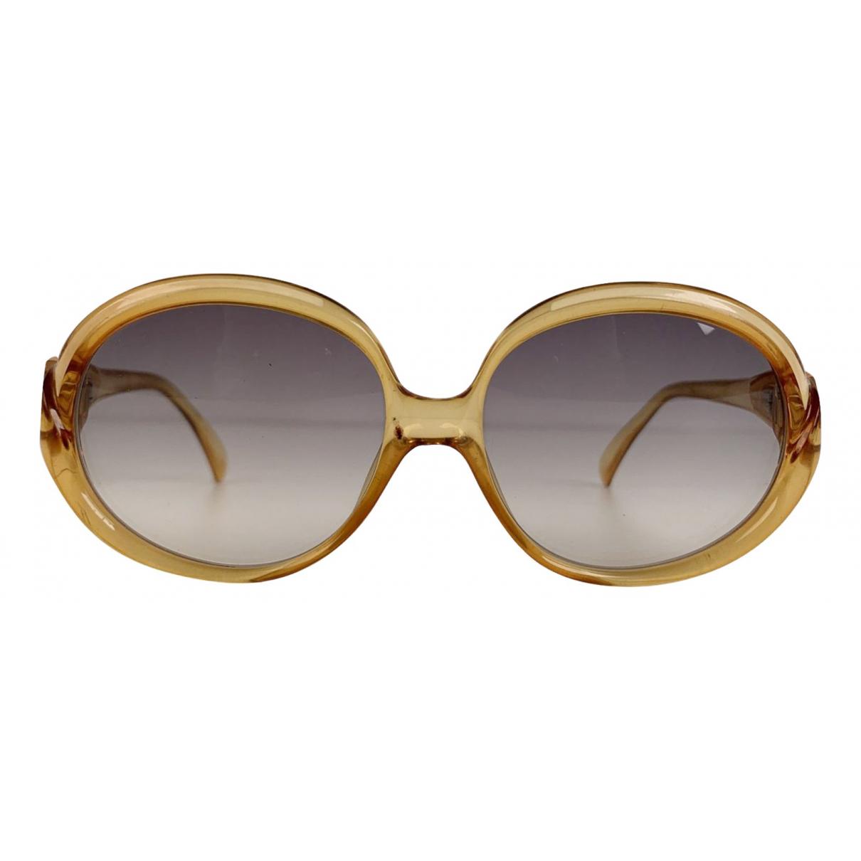 Dior - Lunettes   pour femme - beige