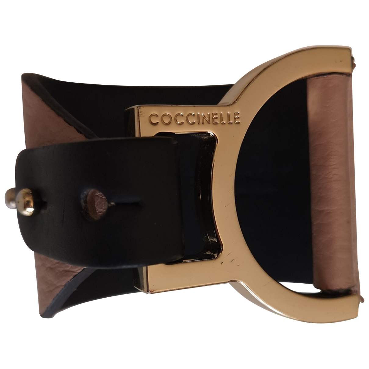 Coccinelle \N Leather bracelet for Women \N