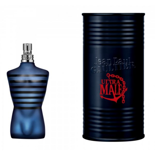 Ultra Male - Jean Paul Gaultier Eau de Toilette Intense Spray 75 ML