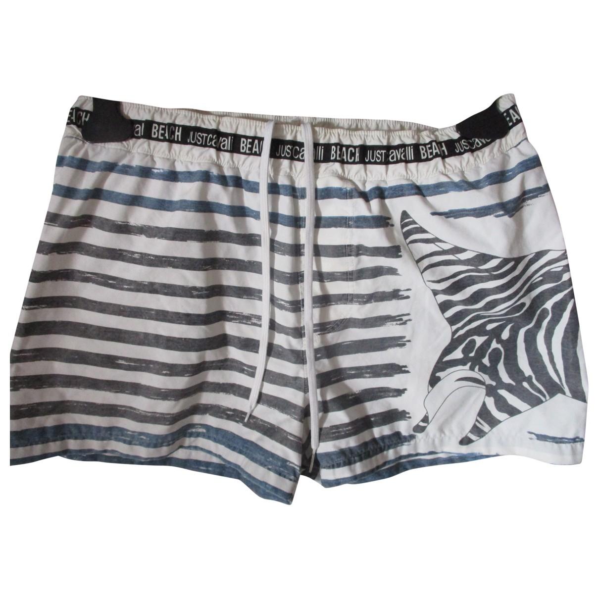 Pantalon corto Just Cavalli