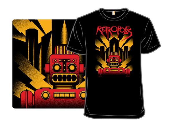Retropolis T Shirt
