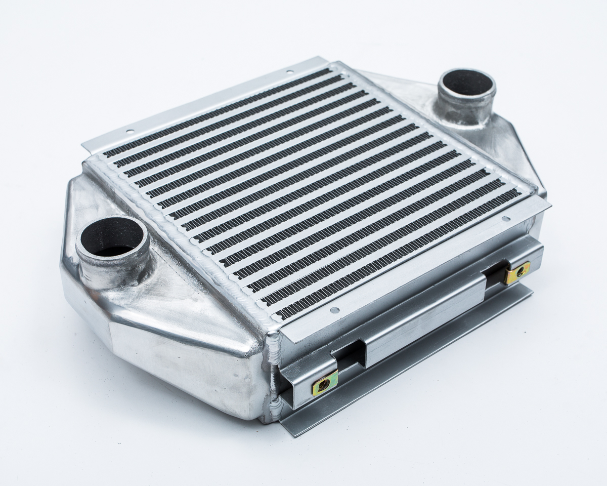 Agency Power AP-BRP-X3-108S Silver Intercooler Upgrade Can-Am Maverick X3 Turbo DS RS RC