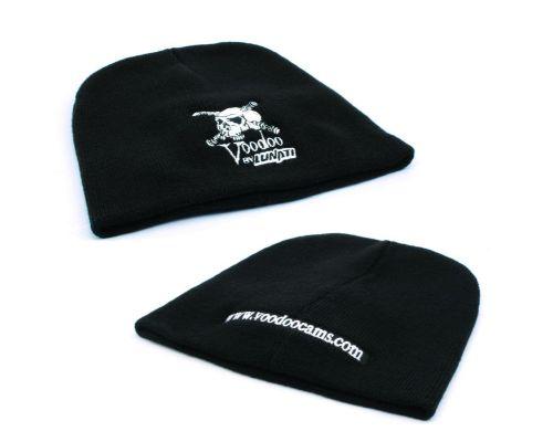 Lunati 99009 Voodoo Beanie Hat Black