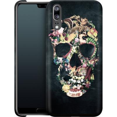 Huawei P20 Smartphone Huelle - Vintage Skull von Ali Gulec