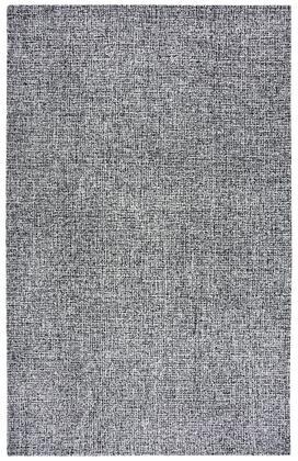 BRIBR223B063708RD Brindleton Area Rug Size 8' Round  in Black And