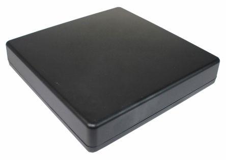 Takachi Electric Industrial TW, Black ABS Enclosure, IP40, 125 x 175 x 65mm