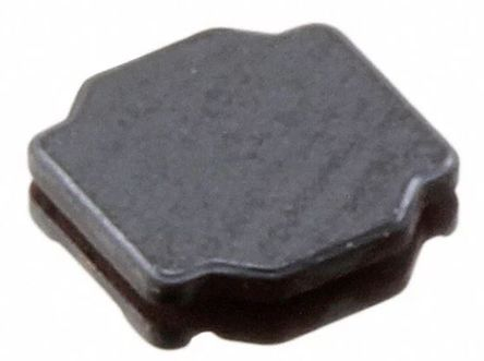 Murata , LQH, 4040 Shielded Wire-wound SMD Inductor with a Ferrite Core, 15 μH Wire-Wound 900mA Idc (10)