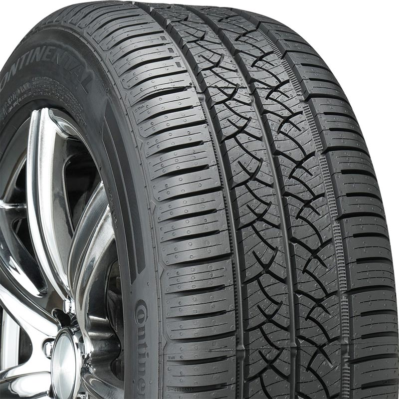 Continental 15501310000 TrueContact Tour Tire 235/65 R17 104T SL BSW