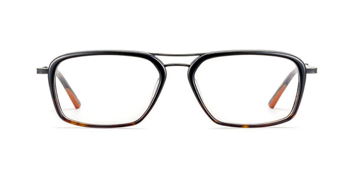 Etnia Barcelona KINGSTON BKHV Men's Glasses Tortoise Size 56 - Free Lenses - HSA/FSA Insurance - Blue Light Block Available