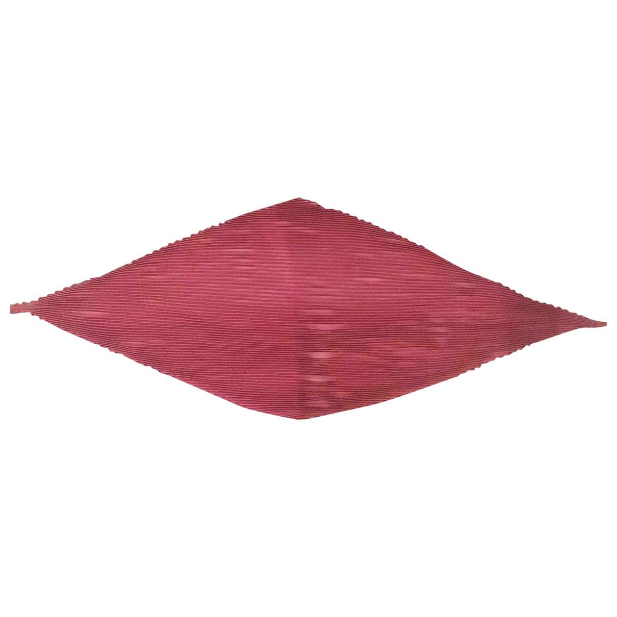 Hermes - Foulard Losange pour femme en soie - rose