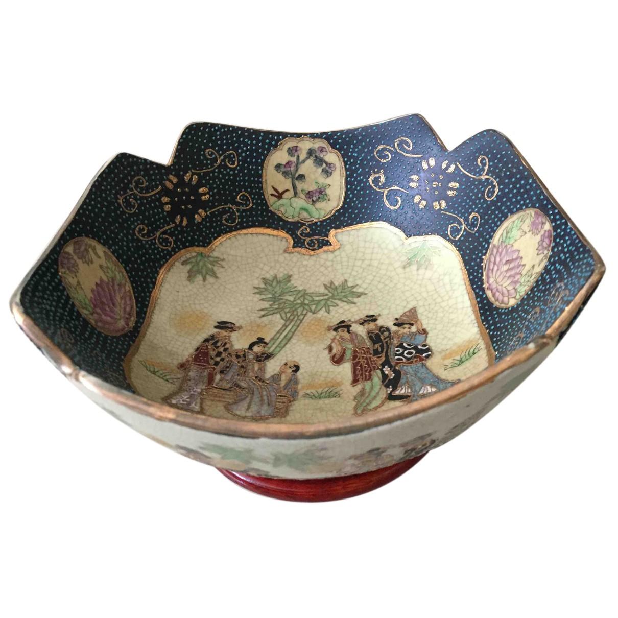 Objeto de decoracion de Ceramica Non Signe / Unsigned