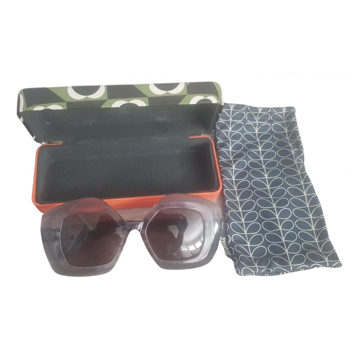 Orla Kiely \N Grey Sunglasses for Women \N